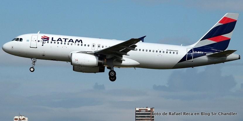 Volar con Latam