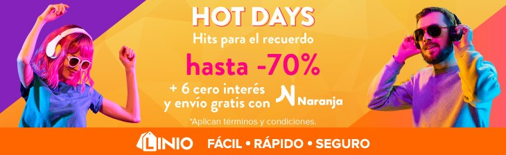 Hot Days 2019 Linio