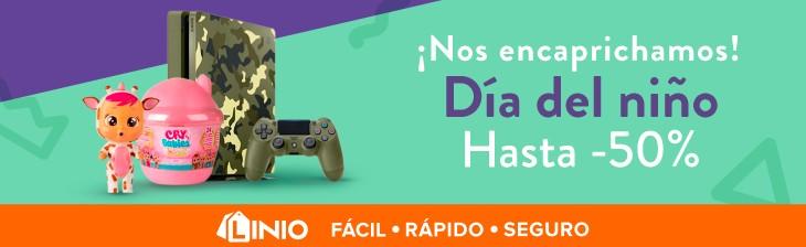 Día del Niño Linio Argentina 2019