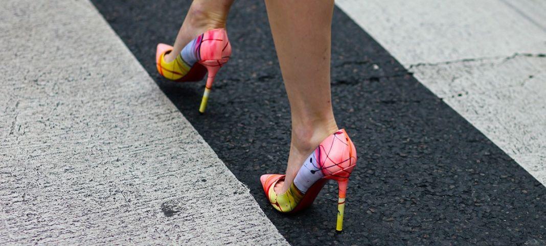 calzado y versatilidad
