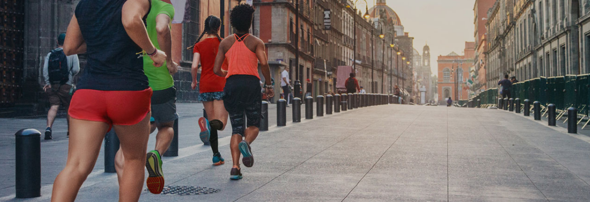 ¡Corré con Nike!