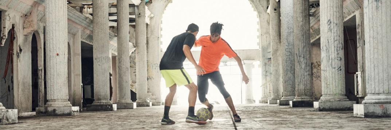 Practica fútbol con las mejores zapatillas