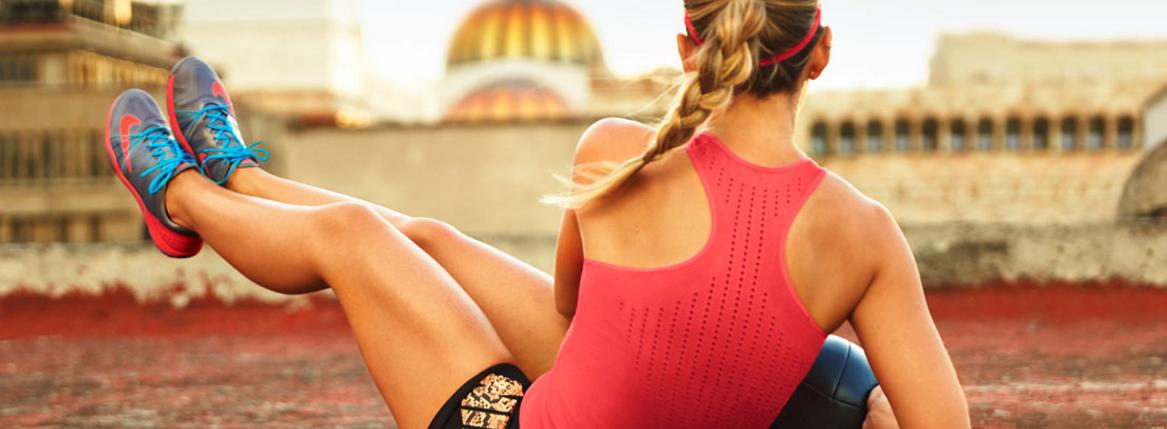 Todo para ejercitarte en Nike